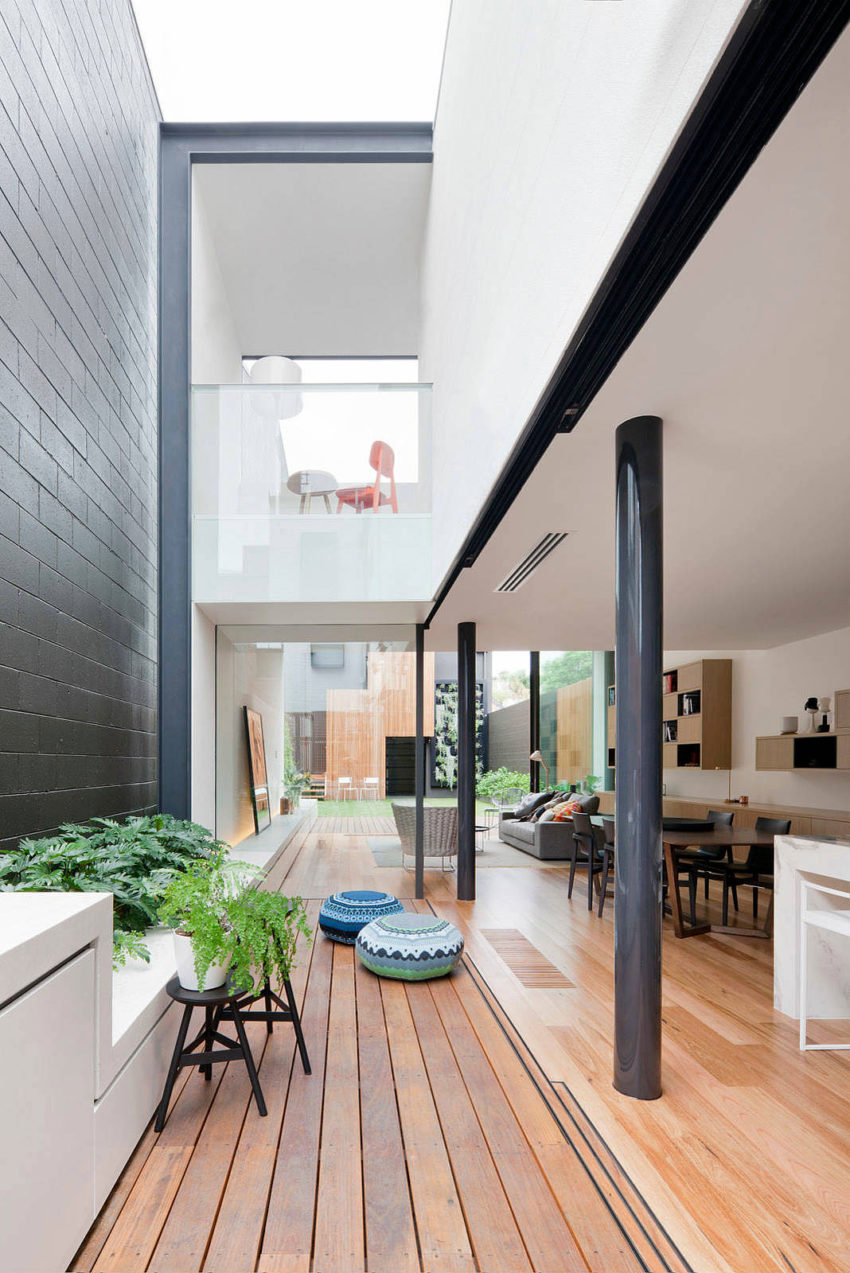 Bridport House By Matt Gibson Architecture Design HomeDSGN