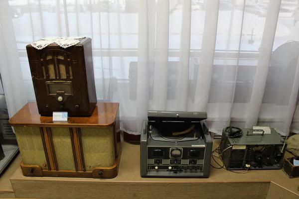 Пермский музей истории связи