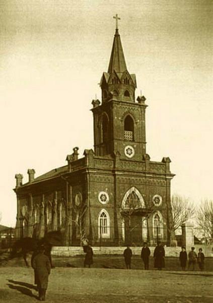 Храм во имя святой Анны Екатеринбург