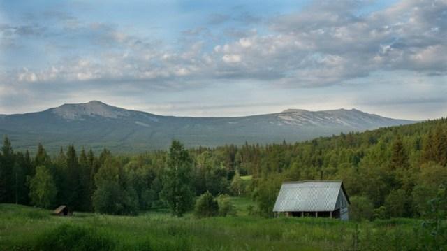 Гора Нургуш Челябинская область