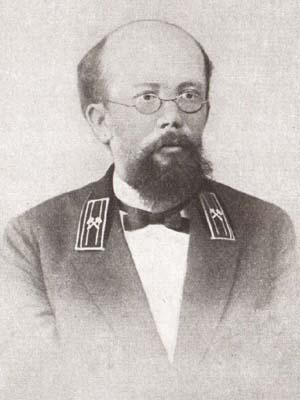 Николай Гаврилович Славянов