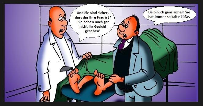 Schwarzer Humor Mit Viel Herz Szene38
