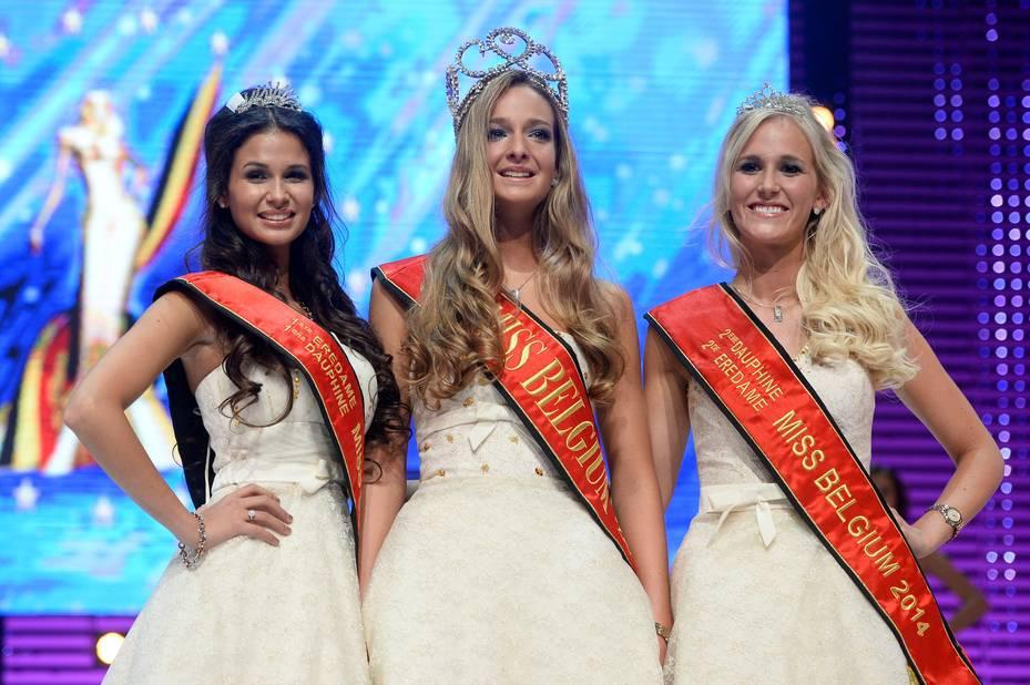 Une Belge Miss Univers La DH