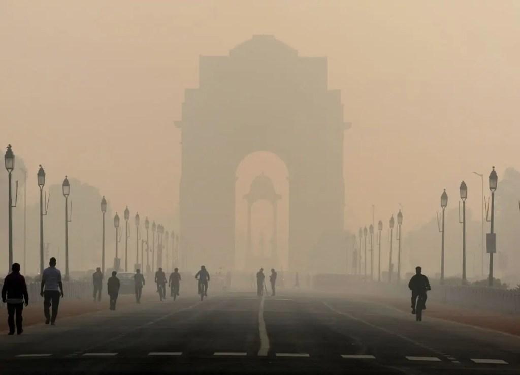 air pollution level spread Coronavirus faster