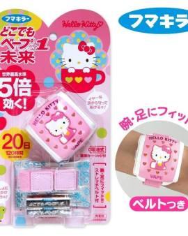 【🇯🇵日本限定 Vape Hello Kitty 電子驅蚊器 可攜帶式】
