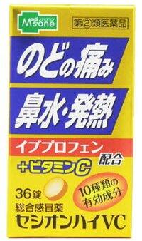 JP 小林製藥賽思高VC(36片)(代購)
