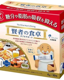 【日本🇯🇵製造 大塚製薬-賢者の食卓 6g (30包)】