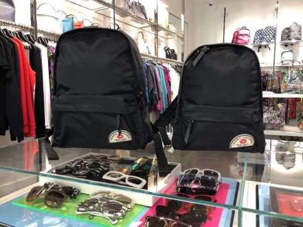 Collegiate Nylon Backpack