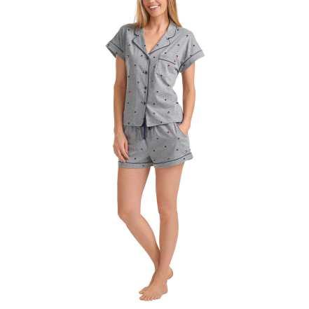 Tommy Hilfiger 女裝短袖睡衣