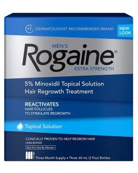 【🇺🇸美國 Rogaine 男士脫髮和頭髮再生藥液】