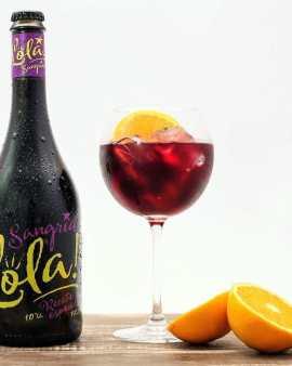 【🇪🇸西班牙出口 LOLA SANGRIA 羅拉桑格利亞酒】