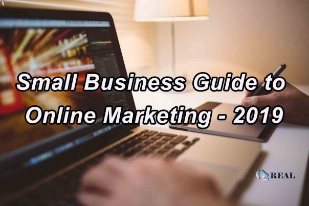 Small Business Guide to Online Marketing - 2019 a