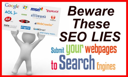 10 Small Business SEO Lies You Must Stop Believing Today