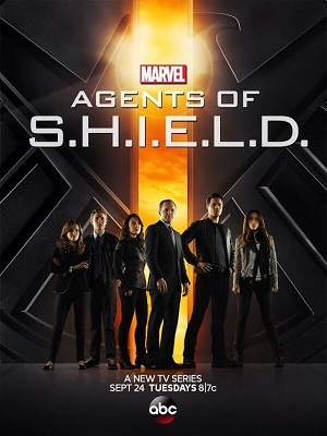 All new season of Agents of Shield-Season 2 – BVP