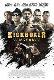 Kickboxer - Vengeance - BRRip