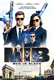 Men in Black - International - SCam