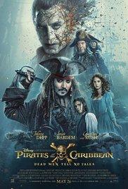 Pirates of the Caribbean - Dead Men Tell No Tales - BRRip