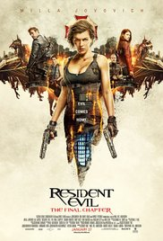 Resident Evil - The Final Chapter - BRRip