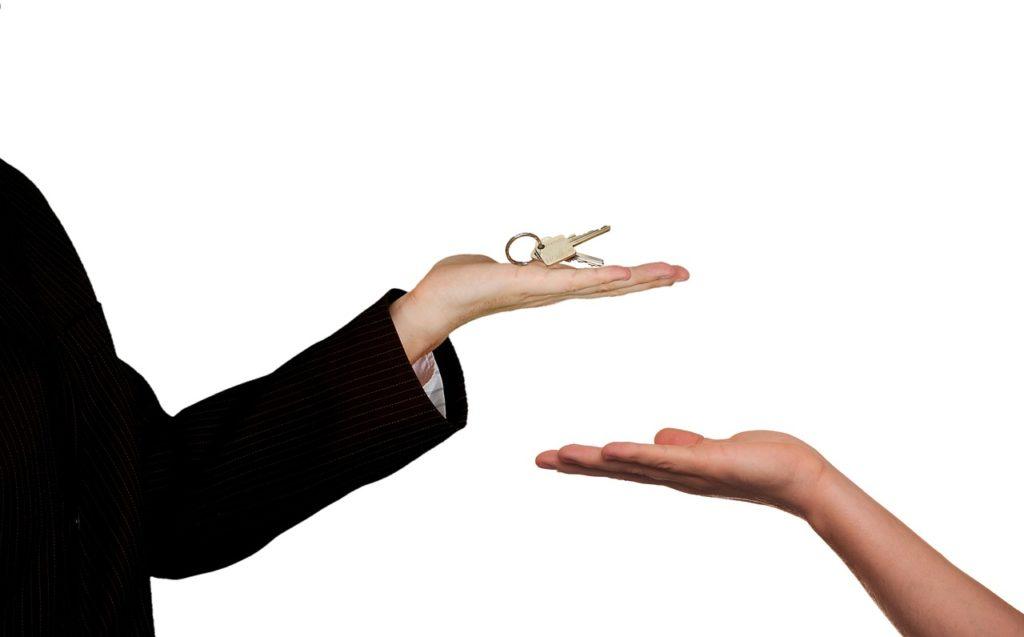 imóveis - chaves
