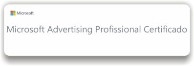 bing ads web certificado