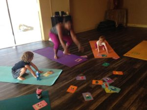 Kids Yoga with Devon