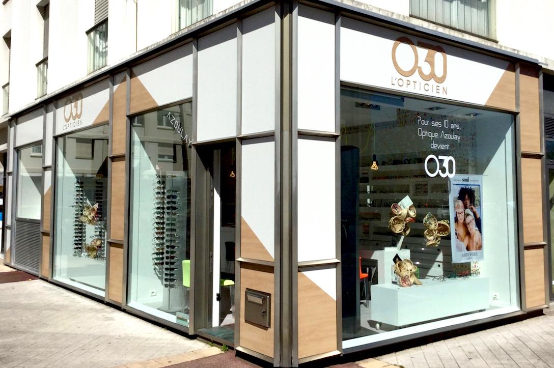 41909a3510 La boutique • o30 l'Opticien à Bayonne
