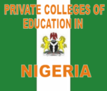 Private Colleges Of Education In Nigeria