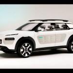 Citroen reveals world's first car park proof car – the radical Citroen Cactus Concept