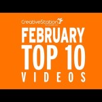 CreativeStation Top 10 February 2016