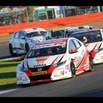 Dunlop BTCC highlights round 9 – Silverstone