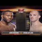Fight Night Rio de Janeiro: Ryan LaFlare vs. John Howard