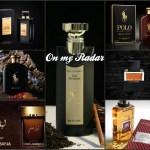 Fragrances On my Radar January 2016 (Designer)