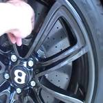 Hasan Kutbi Testing Bentley GT SuperSports Jeddah 1