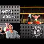IRON GAMER: Punch Out! (EXTENDED MATCH) Davis Vs. Layne