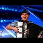 John Romero scores an A for effort | Auditions Week 4 | Britain's Got Talent 2016