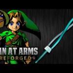 Link's Fierce Deity Sword (Legend of Zelda: Majora's Mask) – MAN AT ARMS: REFORGED