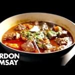 Moroccan Lamb With Potato & Raisins – Gordon Ramsay
