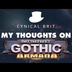 My thoughts on Battlefleet Gothic: Armada (Beta)