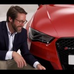 Promoted: How do you create a Q-car? Ask the Audi RS3's designer