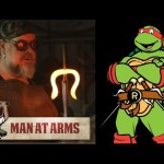 Raphael's Sais (Teenage Mutant Ninja Turtles) – MAN AT ARMS