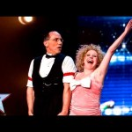 Scott and Muriel are a sight for saw eyes   Auditions Week 5   Britain's Got Talent 2016