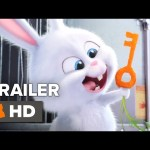 The Secret Life of Pets Official 'Snowball' Trailer (2016) – Kevin Hart, Jenny Slate Movie HD