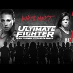 The Ultimate Fighter: Team Joanna vs Team Claudia – Ep. 2 Preview