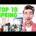 Top 10 Best Spring Fragrances
