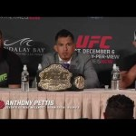 UFC 181: Post-fight Press Conference Highlights