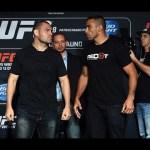 UFC 188: Media Day Recap