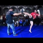 UFC 188: Open Workout Highlights