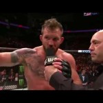 UFC 192: Ryan Bader Octagon Interview
