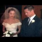 أنجلينا جولى تتزوج أخيرا براد بيت بعد علاقة حب ١٠ أعوام وانجاب وتبنى ٦أطفال…!!
