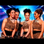 Bespoke Candi go back to the Stone Age   Week 3 Auditions   Britain's Got Talent 2016
